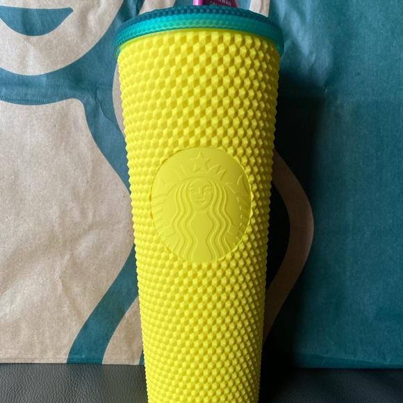 Starbucks-Pineapple Studded HI Tumbler